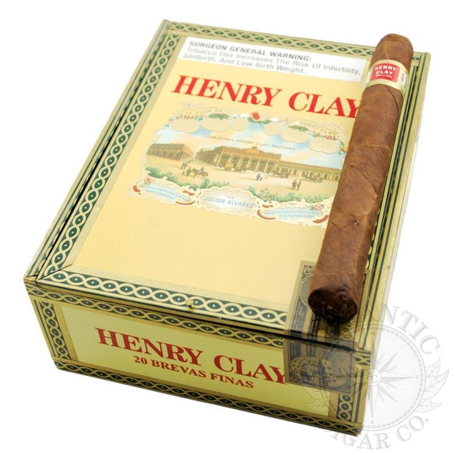 Henry Clay Cigars Brevas Finas Maduro