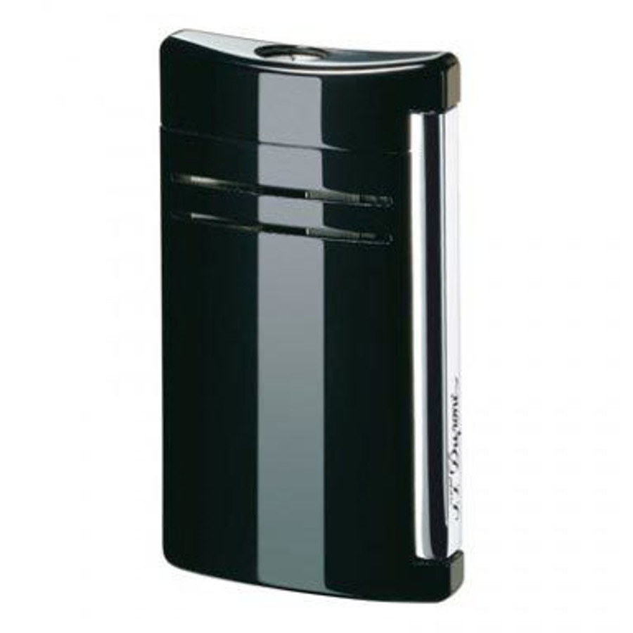 S.T. Dupont Maxi-Jet Torch Lighter Black Gloss