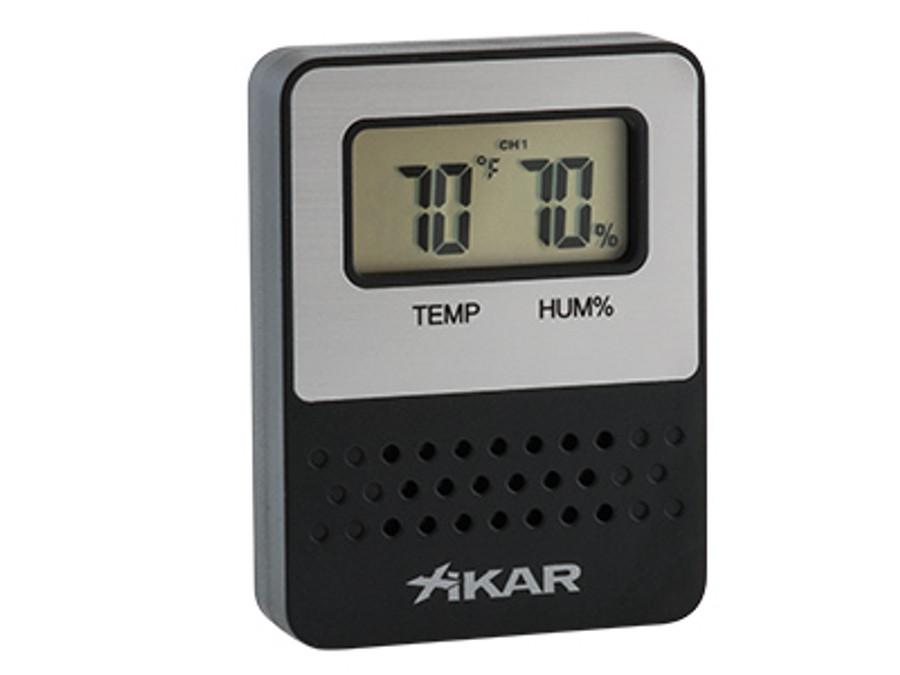 Xikar PuroTemp Wireless Remote Digital Hygrometer
