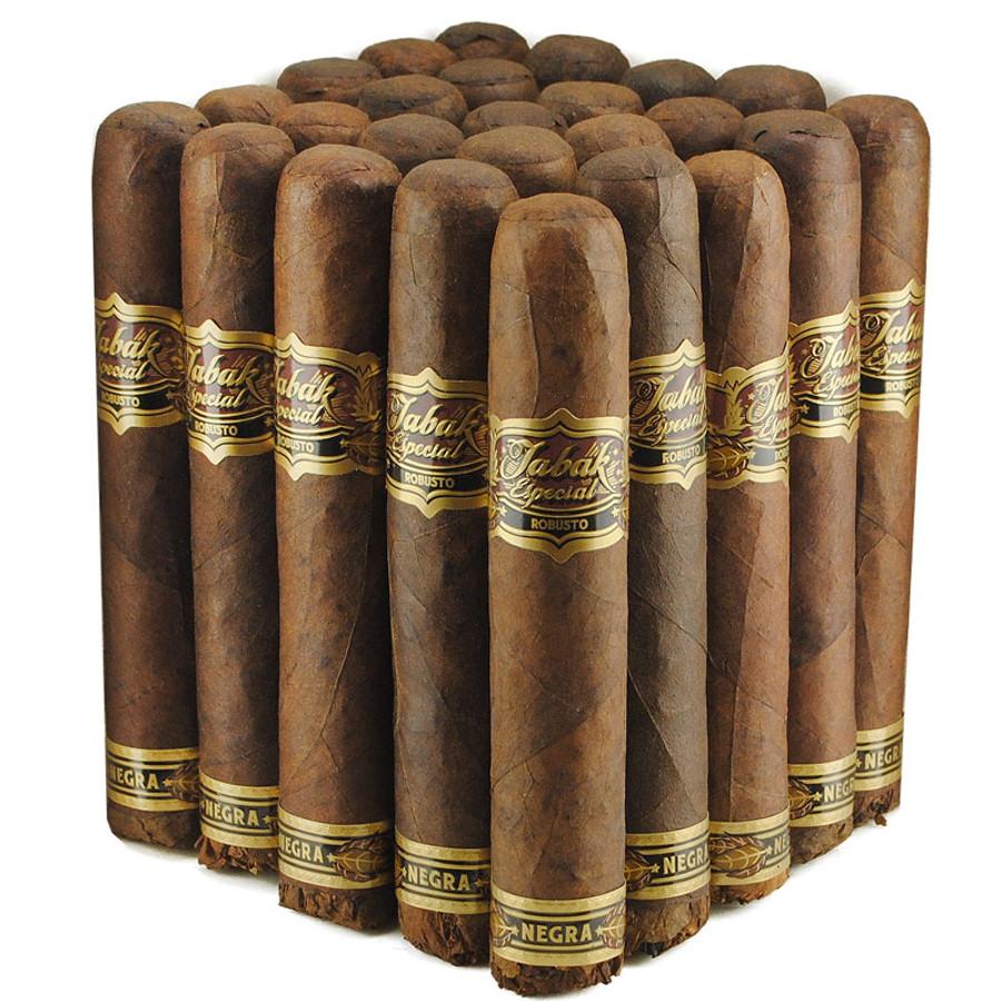Tabak Especial Robusto Negra 25-Pack