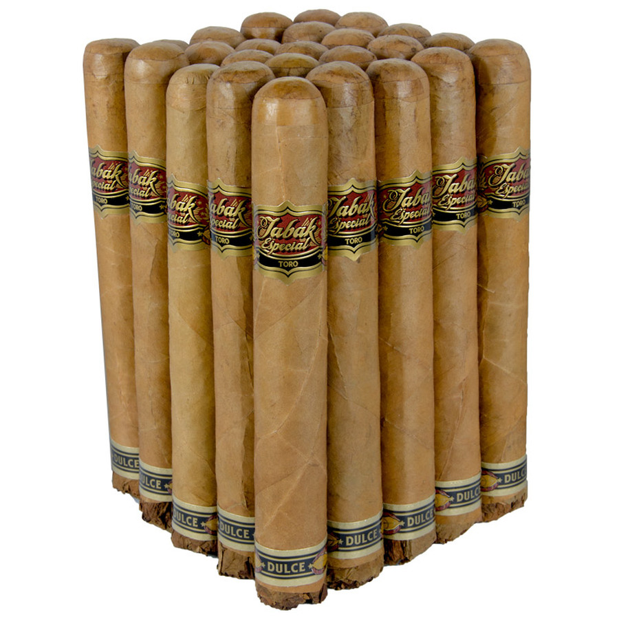 Tabak Especial Toro Dulce 25-Pack