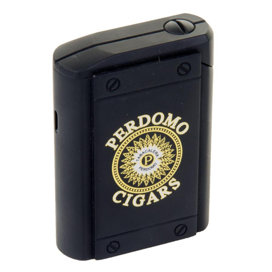 Perdomo Triple Torch Table Lighter Black