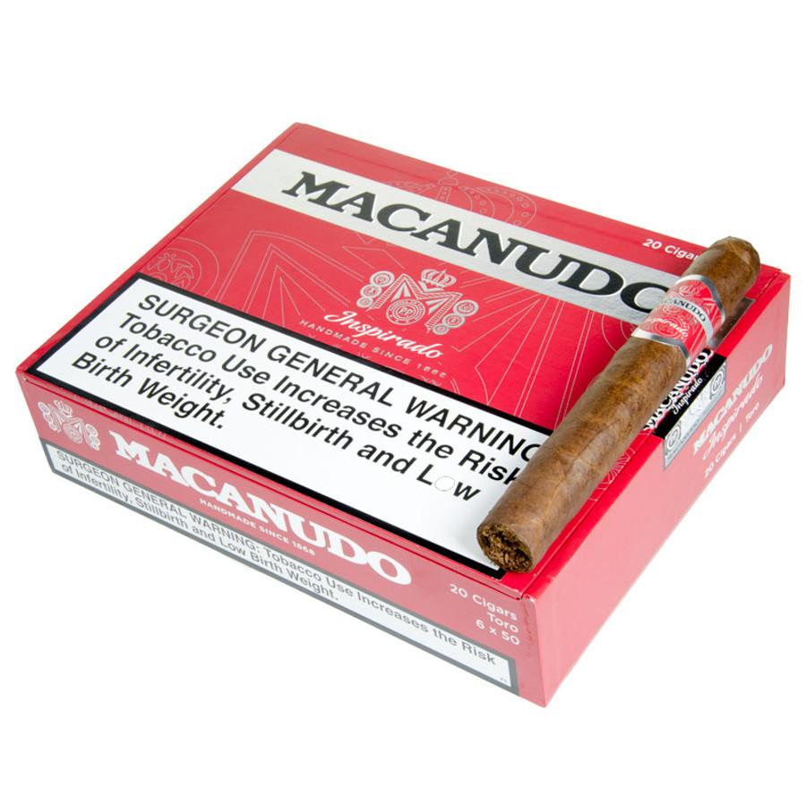 Macanudo Inspirado Red Toro