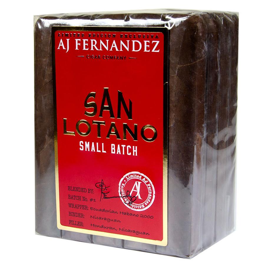 San Lotano Small Batch Habano Robusto
