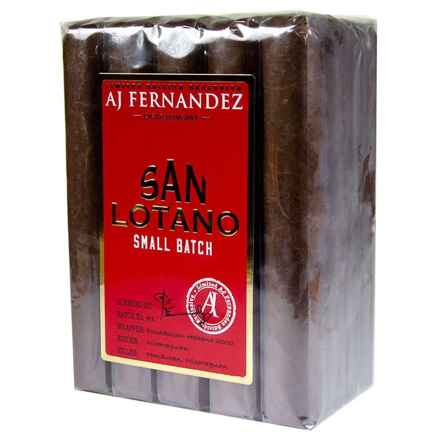 San Lotano Small Batch Habano Gordo