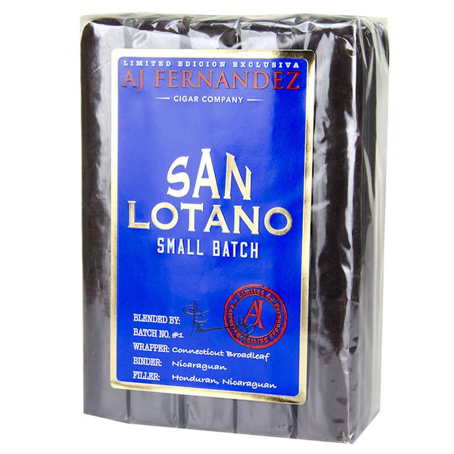 San Lotano Small Batch Maduro Toro