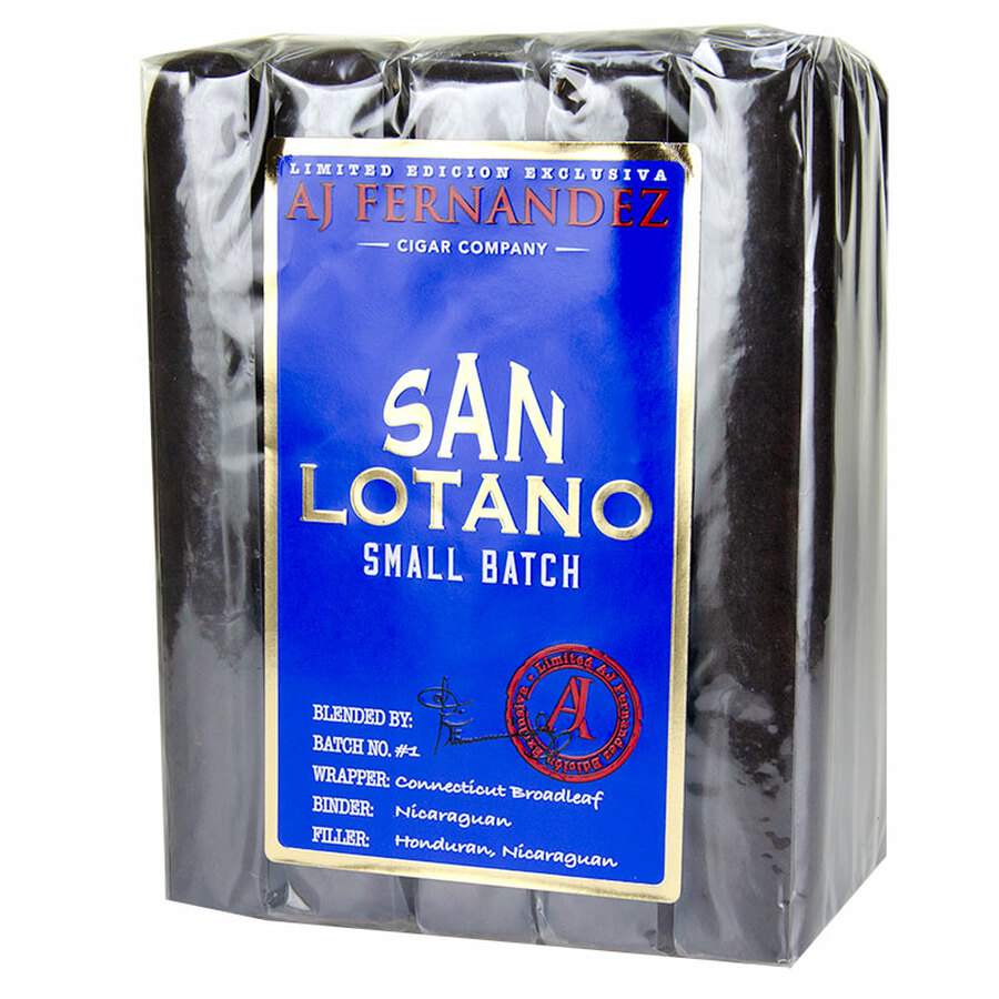 San Lotano Small Batch Maduro Gordo