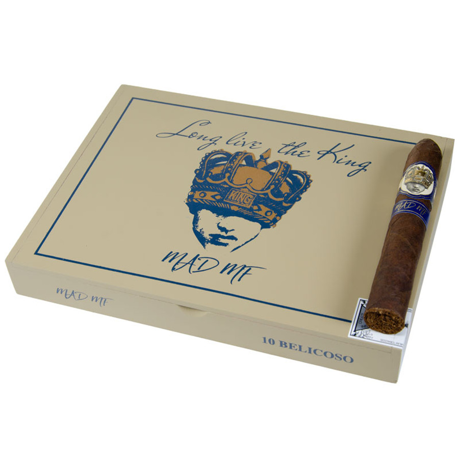Caldwell Long Live The King Maduro Belicoso (5-1/2x52)
