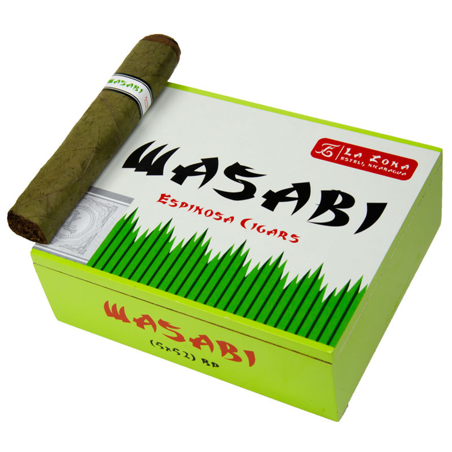 Espinosa Wasabi Robusto (5x52)
