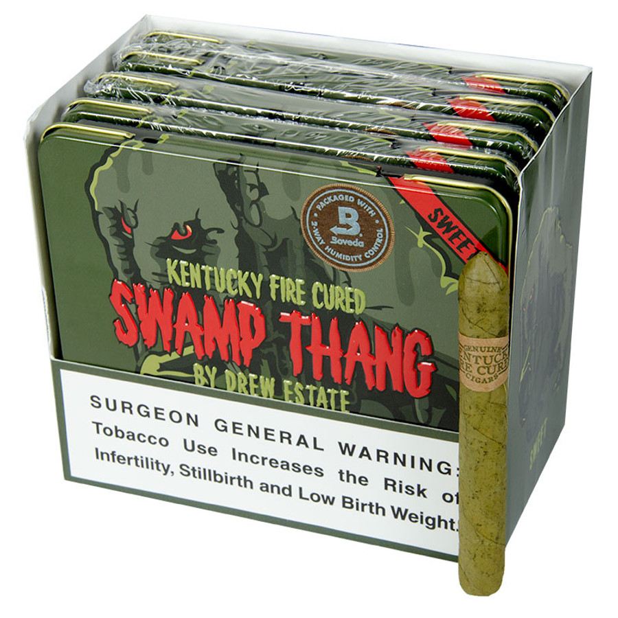 Muwat Kentucky Fire Cured Swamp Thang Sweets Tins