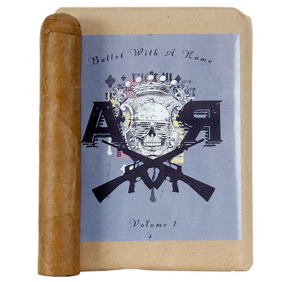 PDR AR Bullet With a Name Volume 1 Robusto