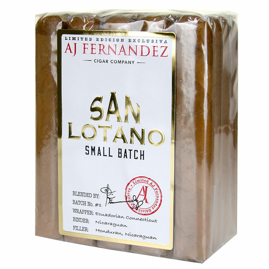 San Lotano Small Batch Connecticut Robusto