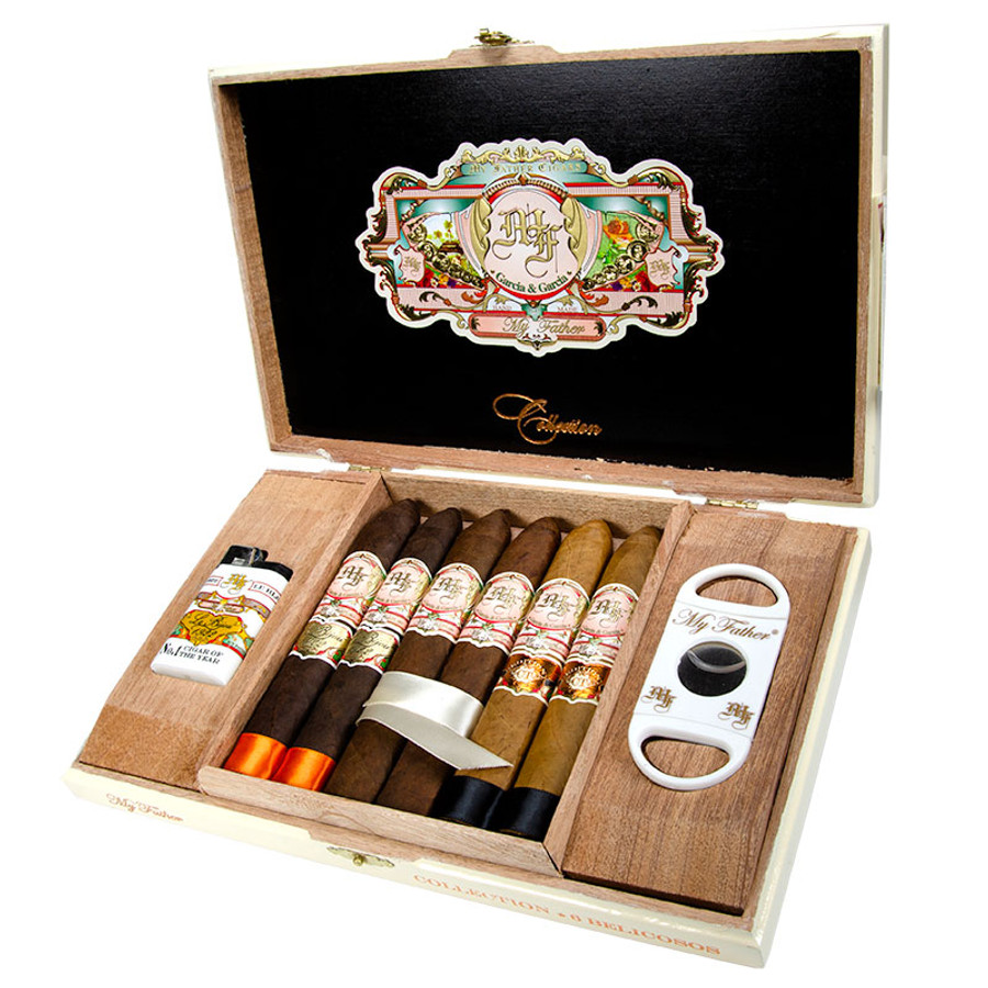 My Father Selection Belicoso 6-CT Sampler