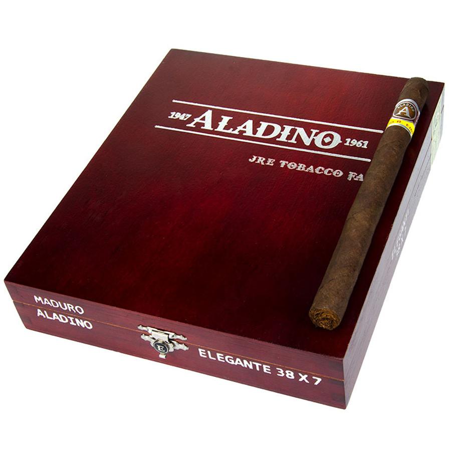 Aladino Maduro Elegante (7x38)