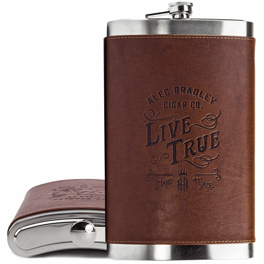 Alec Bradley 64 Ounce Half-A-Gallon Flask
