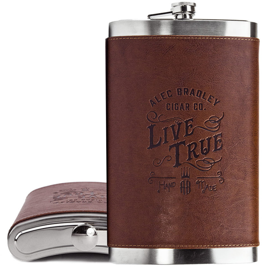 Alec Bradley 64 Ounce Half-A-Gallon Flask