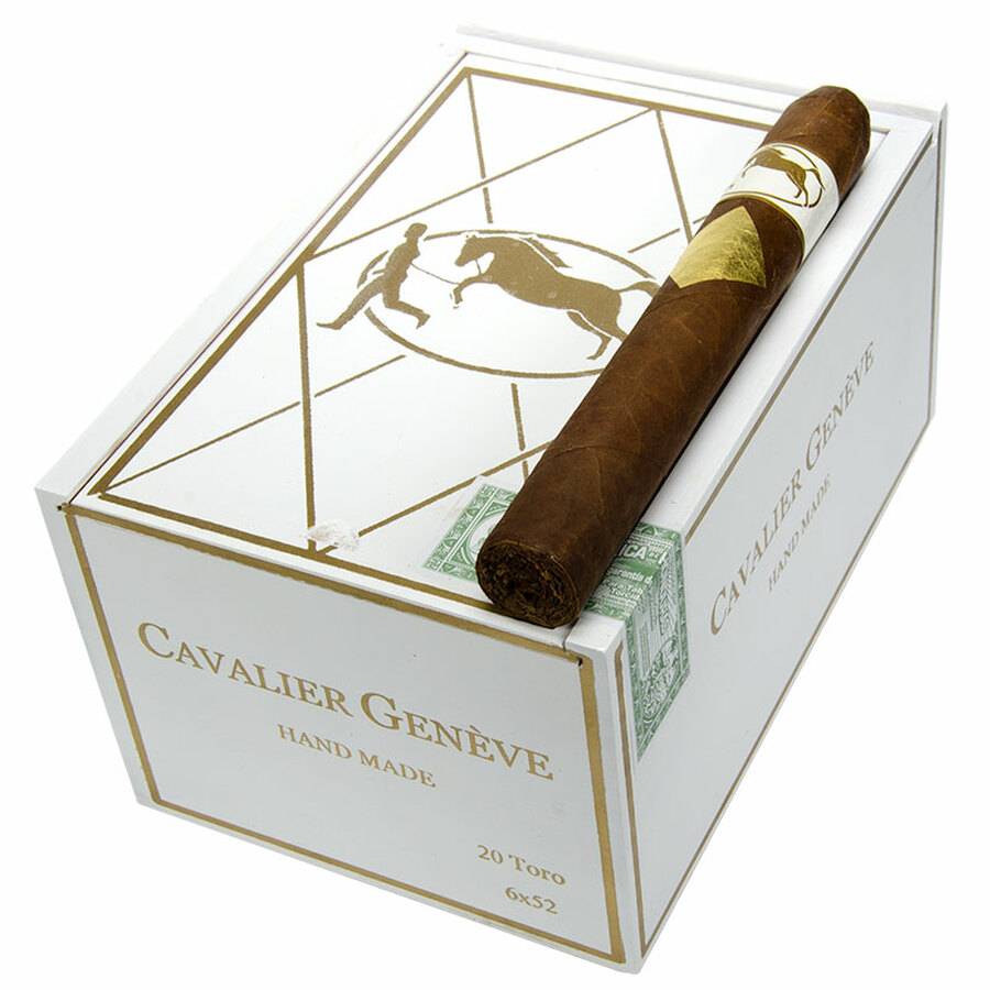 Cavalier Geneve White Series Toro (6x52)