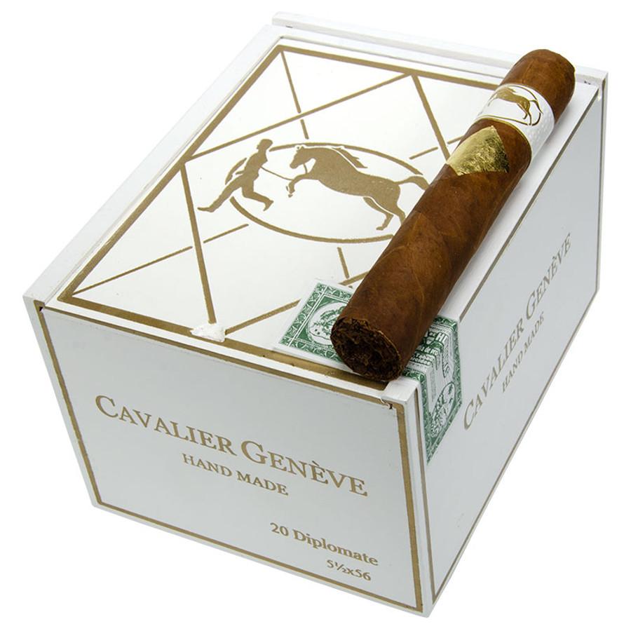 Cavalier Geneve White Series Diplomate (5-1/2x56)