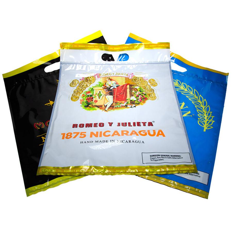 Humidified Gift Cigar Bags