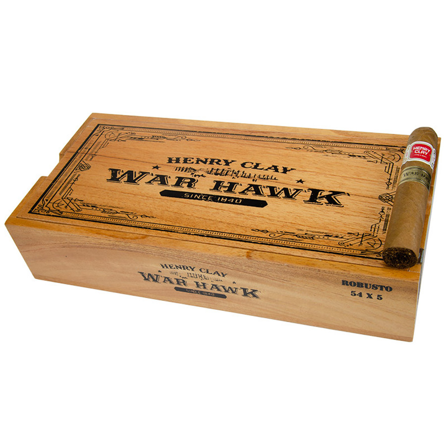 Henry Clay War Hawk Robusto
