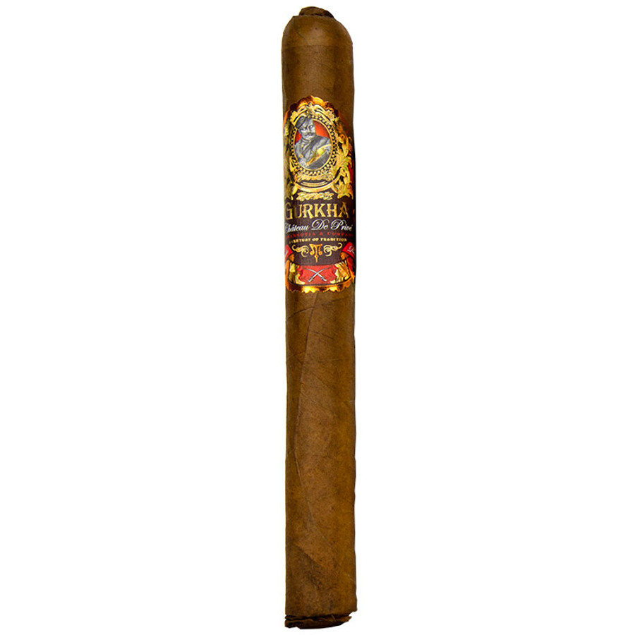 Gurkha Chateau De Prive Knight (6-1/2x50) 10-Pack