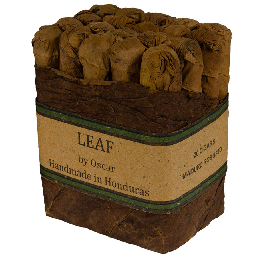 Leaf by Oscar Cigars Robusto 5x50 Maduro
