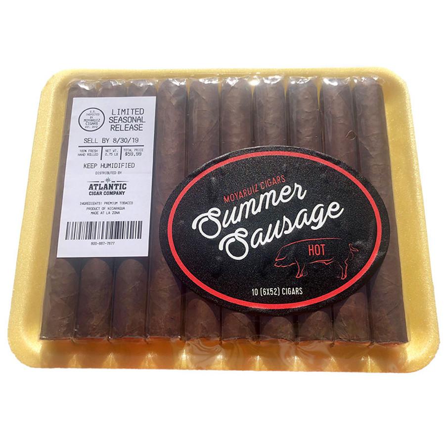 The Summer Sausage Hot Toro Habano
