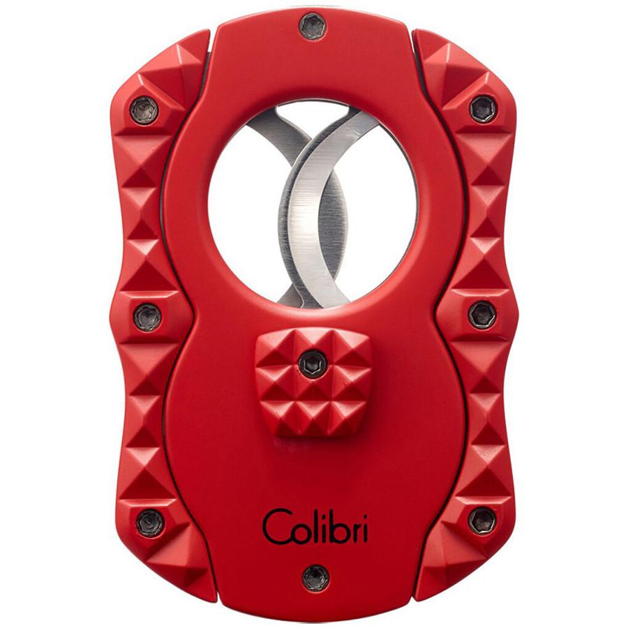 Colibri Quasar Cut Cigar Cutter Red