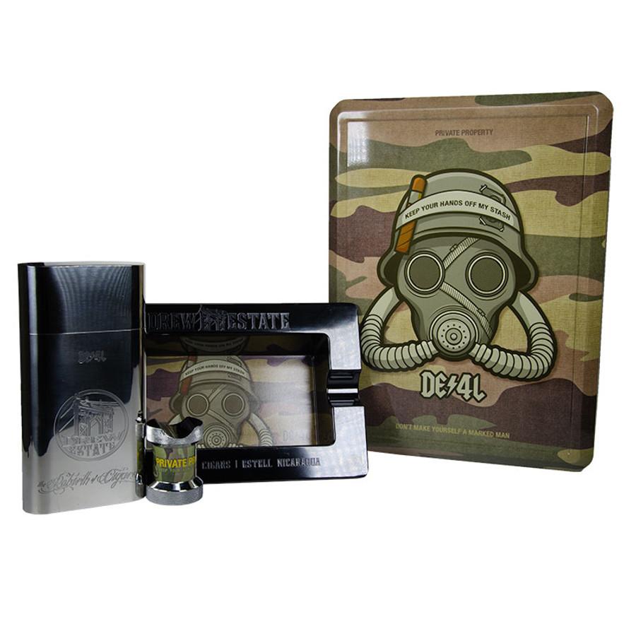 Drew Estate Gas Mask Swag Kit