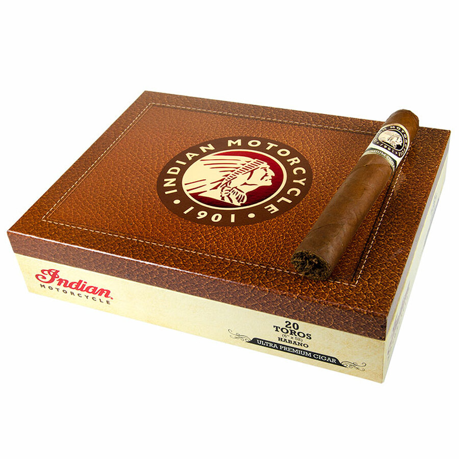 Indian Motorcycle Habano Toro