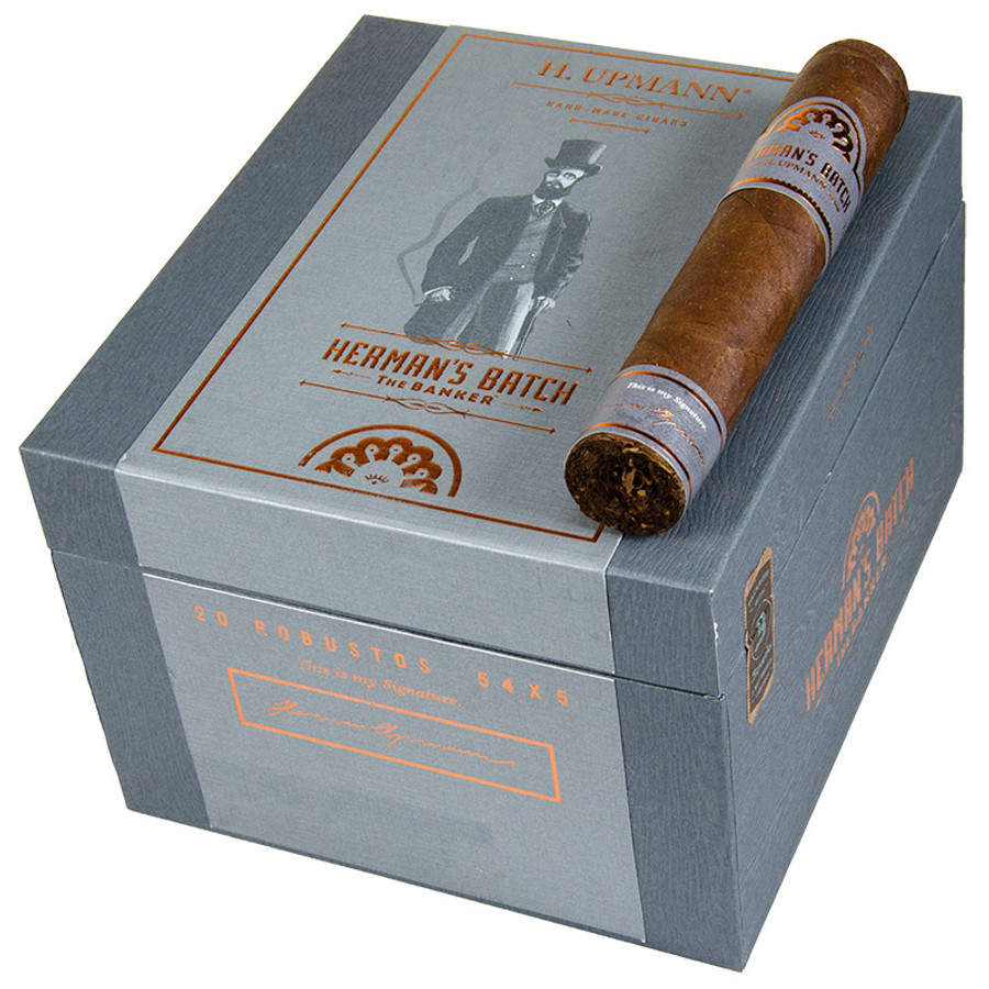 H. Upmann Herman's Batch The Banker Robusto