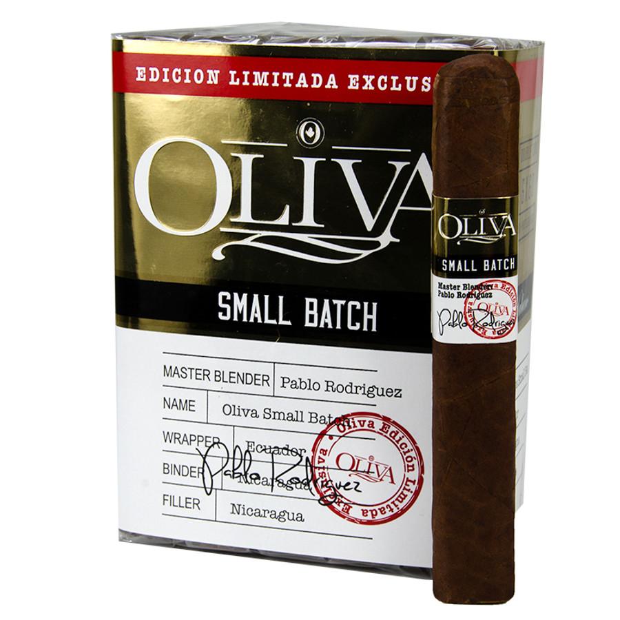 Oliva Small Batch Double Toro Habano Box Pressed