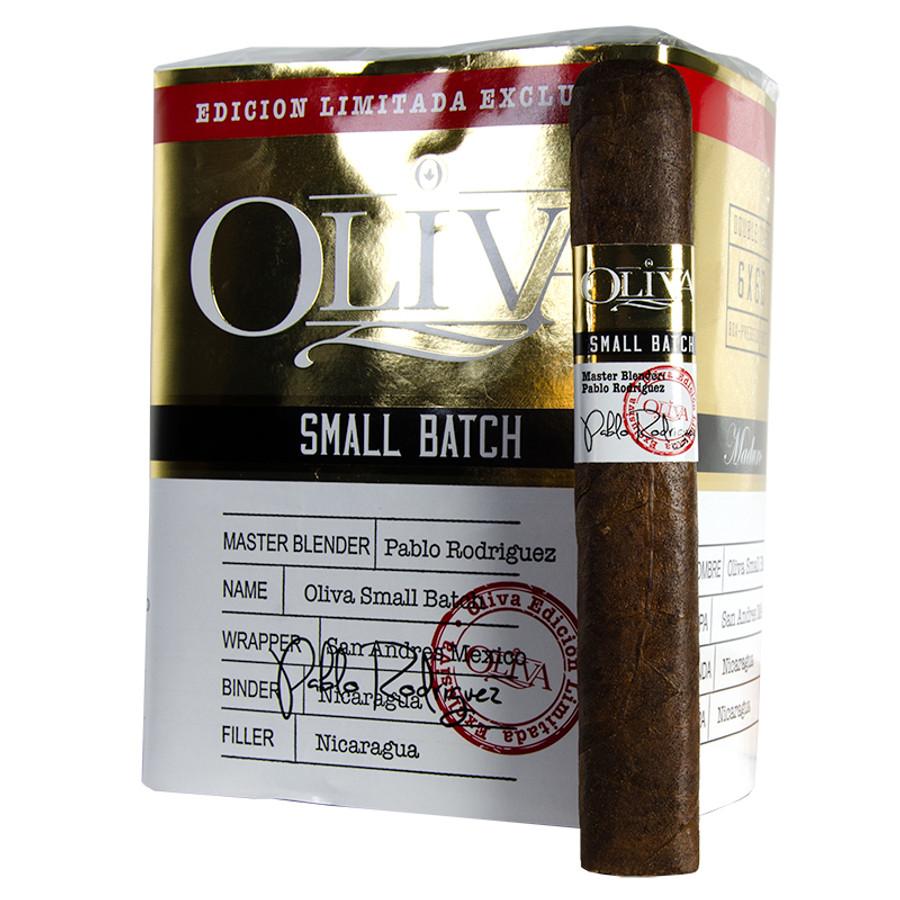 Oliva Small Batch Double Toro Maduro Box Pressed