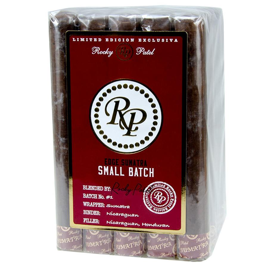 Rocky Patel Small Batch Edge Sumatra Toro