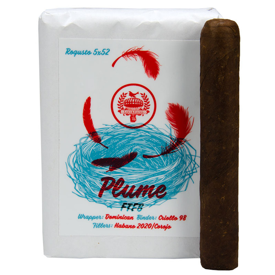 Caldwell Lost & Found Plume Robusto (5x52)