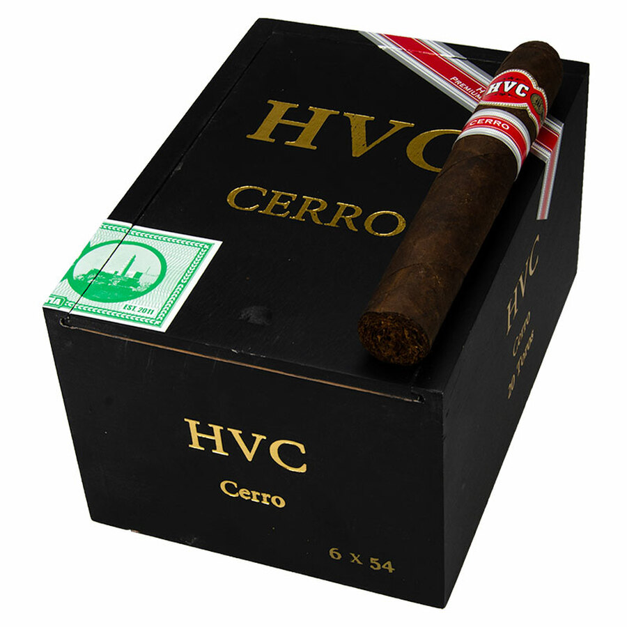 HVC Cerro Maduro Toro (6x54)