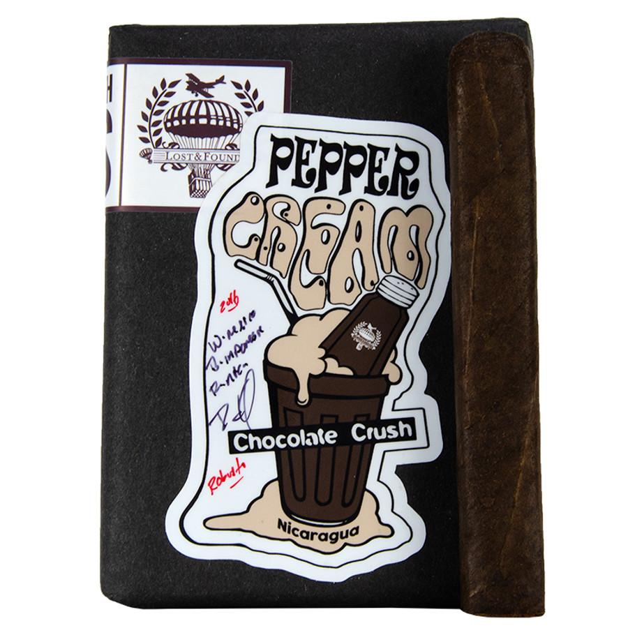 Caldwell Lost & Found Pepper Cream Chocolate Crush Robusto