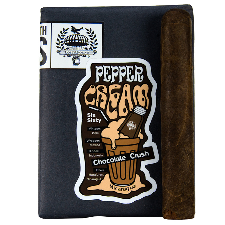 Caldwell Lost & Found Pepper Cream Chocolate Crush Sixty