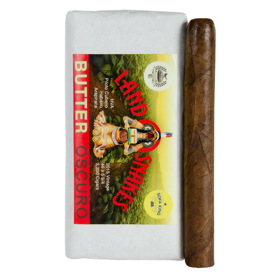 Caldwell Lost & Found Butter Oscuro (5-3/4x46)