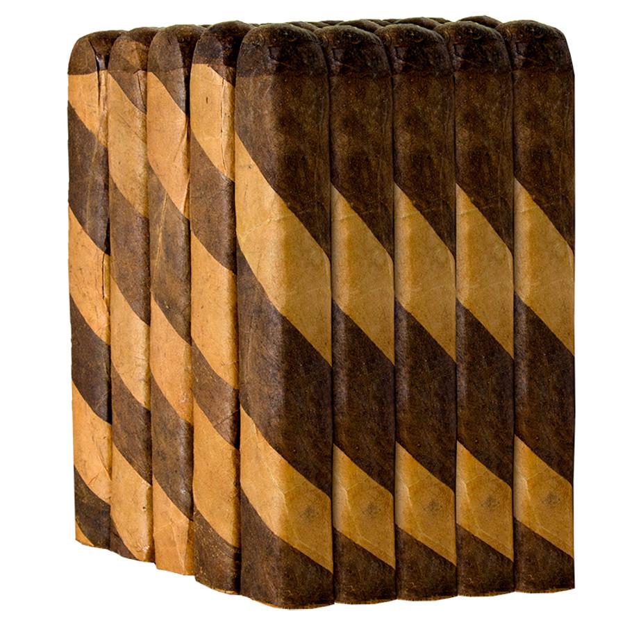 Artisan Tabak Barberpole Robusto Box-Pressed (5x50)