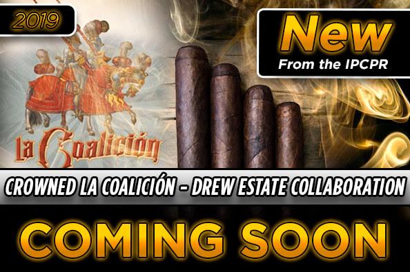 Crowned La Coalicion Drew Estate Collaboration