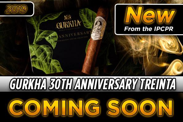 Gurkha 30th Anniversary Treinta