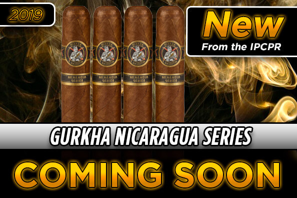 Gurkha Nicaragua Series