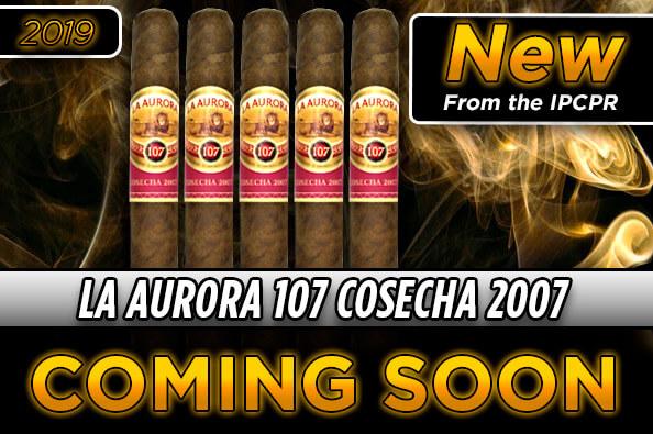 La Aurora 107 Cosecha 2007