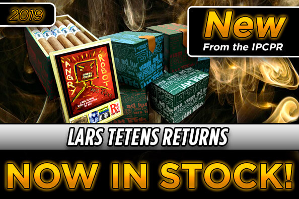 Lars Tetens Returns