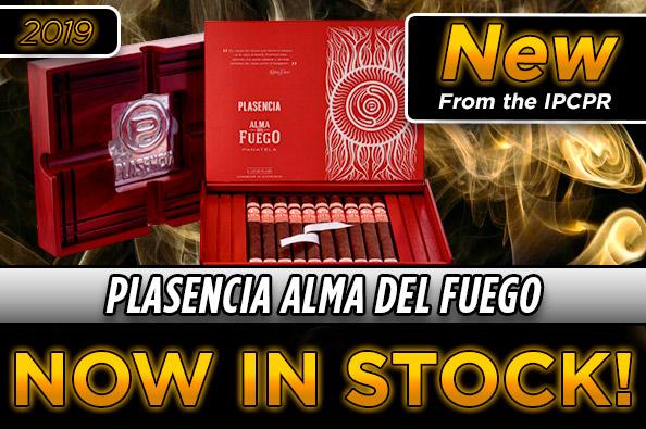 Plasencia Alma Del Fuego