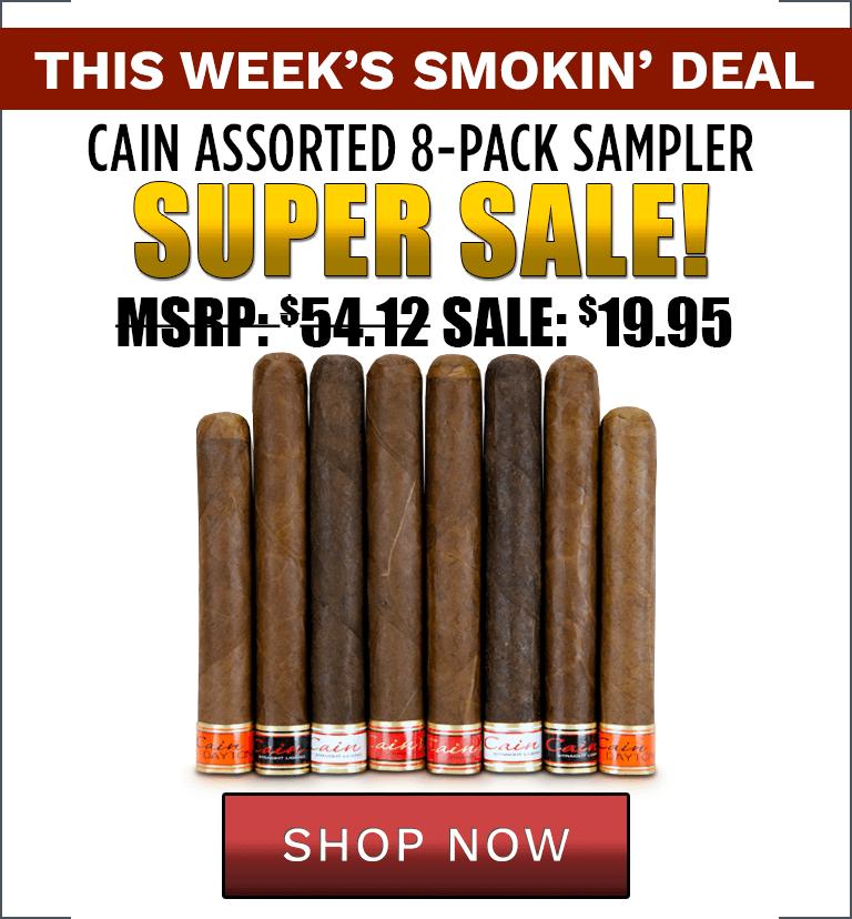 Atlantic Cigar's Weekly Smokin Deals