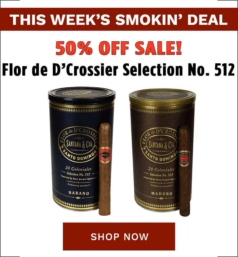 atlantic cigar weekly deals