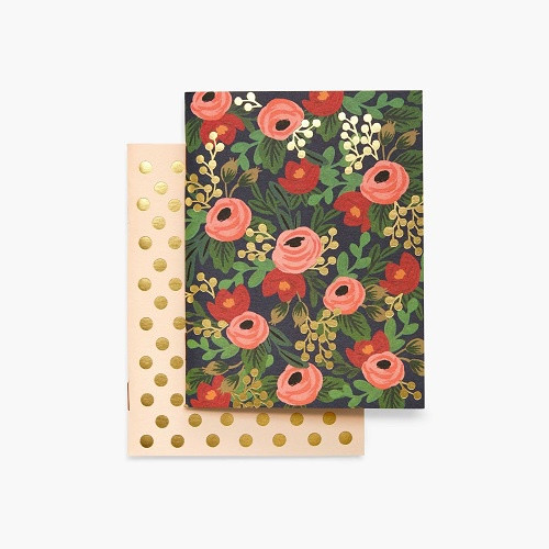 Pocket Notebook Set | Rosa