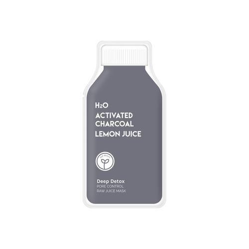 Raw Juice Mask | Deep Detox for Pore Control